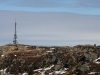 TV-krožnikast stolp za komuniciranje z vesoljci