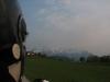 Pogled z motorja